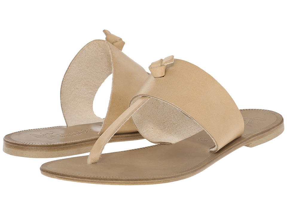Joie - Nice (Natural/Natural) Women's Toe Open Shoes