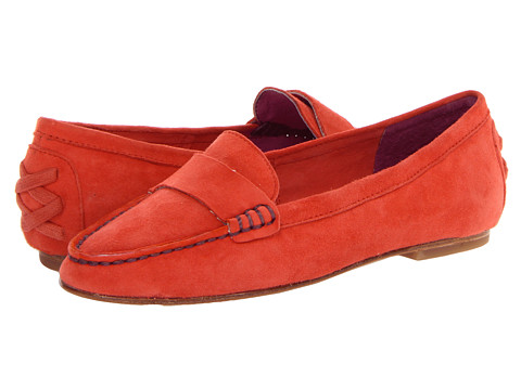 Joie - Dylan (Coral/Lilac) Women's Slip on Shoes