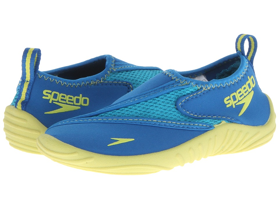 Speedo Kids - Surfwalker Pro (Little Kid/Big Kid) (Hawaiian Ocean/ Sulphur Spring) Kids Shoes