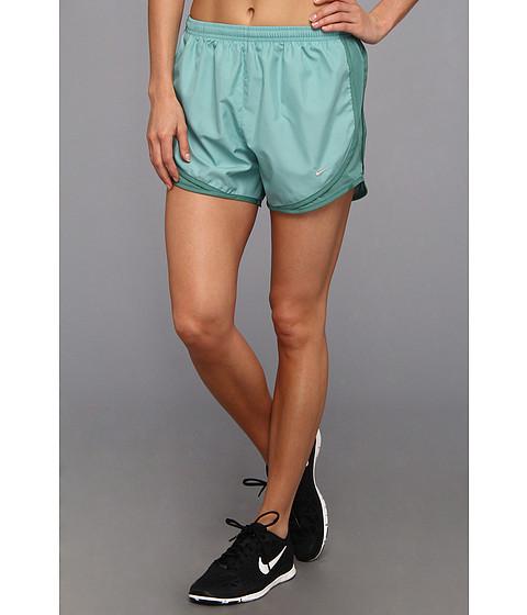 Nike - Dri-FIT Tempo Track 3.5 Short (Diffused Jade/Jade Glaze/Jade Glaze/Matte Silver) Women's Shorts
