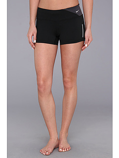 SALE! $26.99 - Save $23 on Nike Dri FIT Epic Run Boy Short (Black Black Anthracite Matte Silver) Apparel - 46.02% OFF $50.00