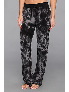 SALE! $24.99 - Save $25 on P.J. Salvage Marble Dyes Thermal Pajama Pant (Black) Apparel - 50.02% OFF $50.00
