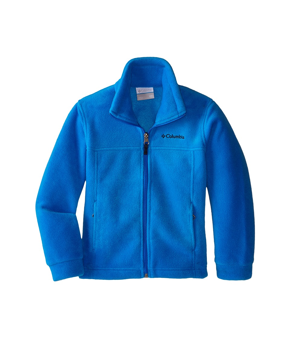 Columbia Kids - Steens Mt II Fleece (Little Kids/Big Kids) (Hyper Blue) Boy
