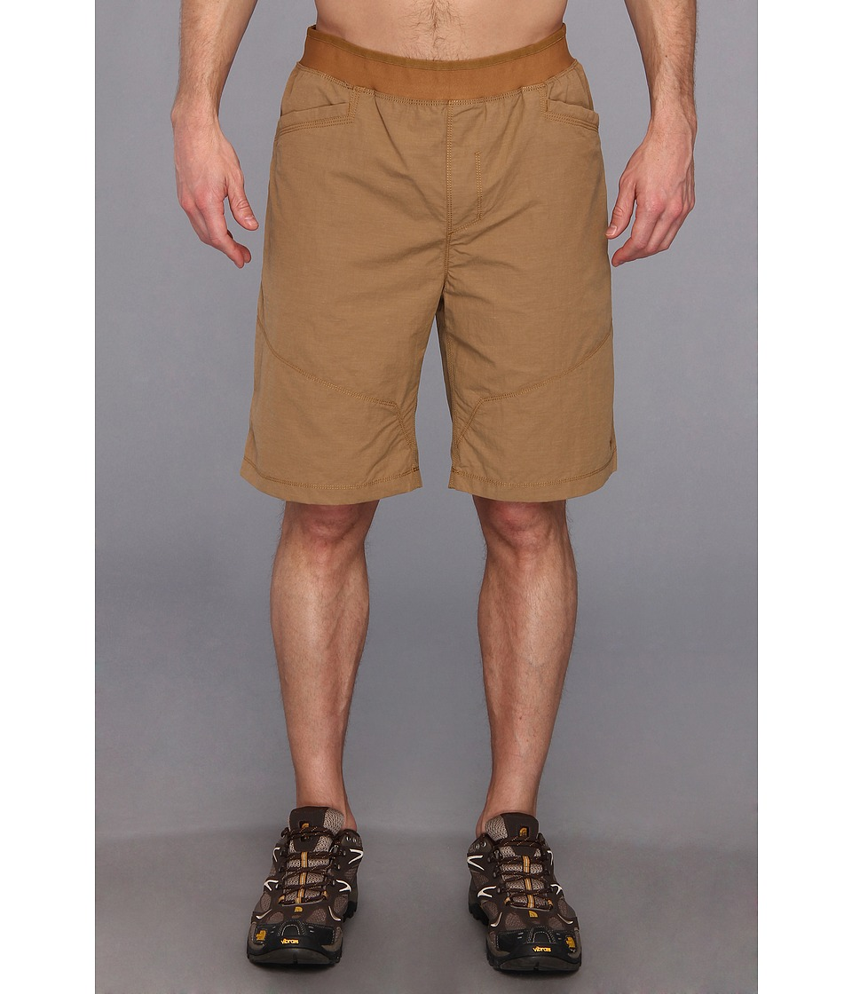 The North Face - Libertine Short (Utility Brown) Men's Shorts