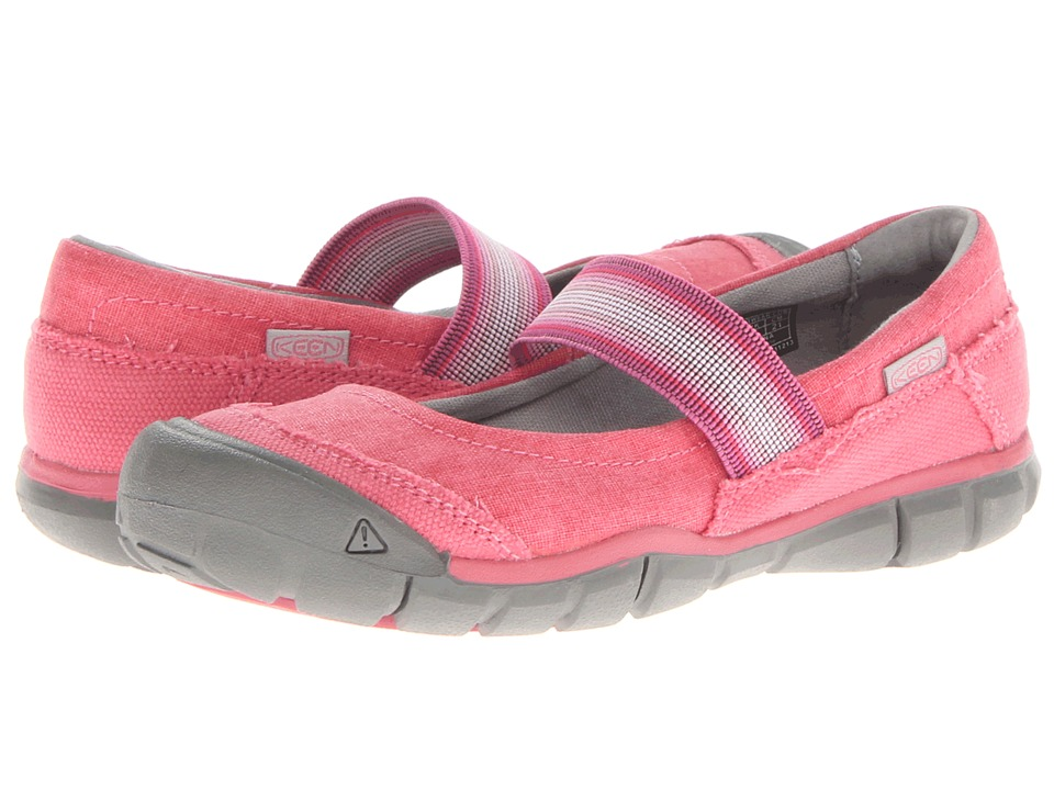 Keen Kids - Rivington MJ CNX (Little Kid/Big Kid) (Slate Rose) Girls Shoes