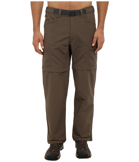 The North Face - Paramount Valley II Convertible Pant (Weimaraner Brown) Men's Casual Pants