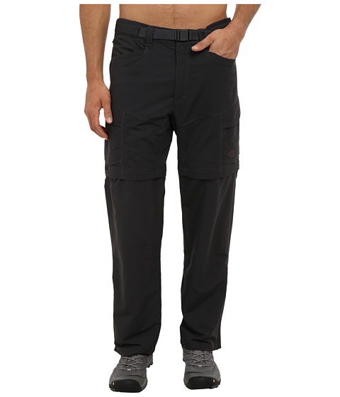 The North Face - Paramount Valley II Convertible Pant (Asphalt Grey) Men