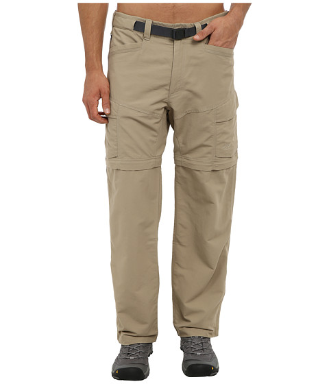 The North Face - Paramount Valley II Convertible Pant (Dune Beige) Men's Casual Pants