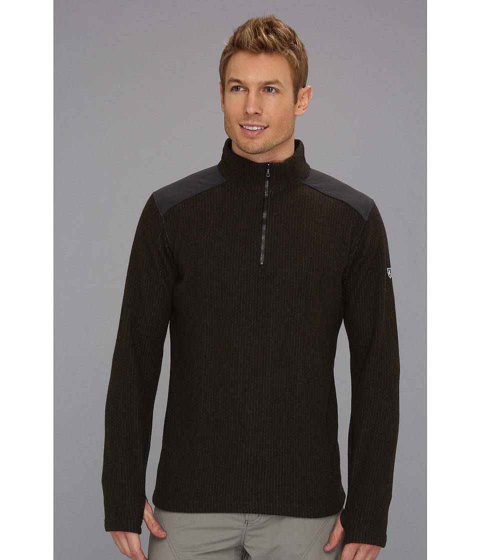 Kuhl - Rival 1/4 Zip (Breen) Men's Sweater
