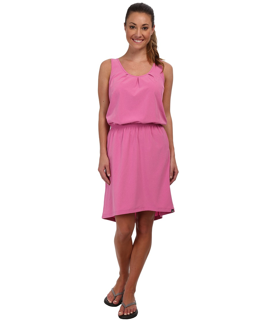 The North Face - Taggart Dress (Azalea Pink) Women