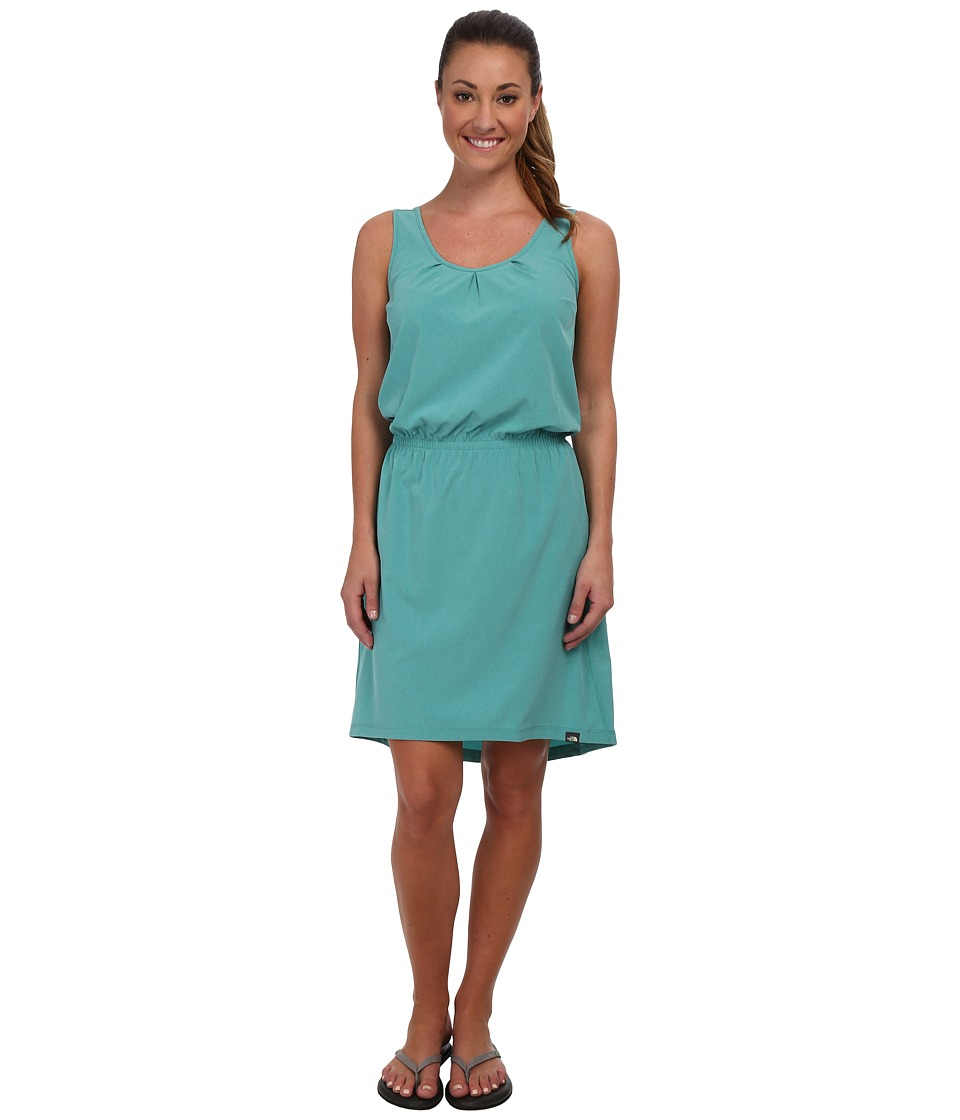 The North Face - Taggart Dress (Jaiden Green) Women