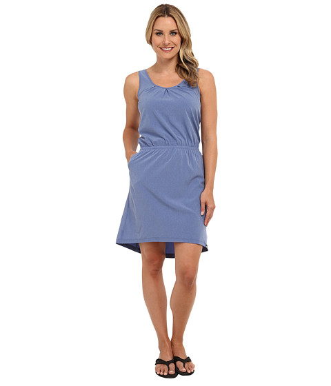The North Face - Taggart Dress (Marker Blue) Women's Dress