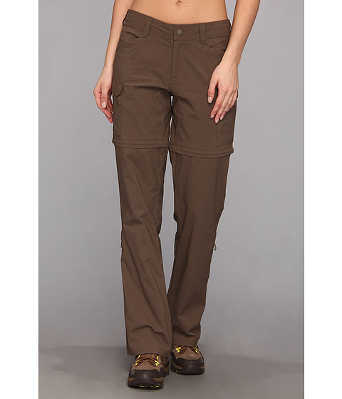 The North Face - Paramount II Convertible Pant (Weimaraner Brown) Women's Casual Pants