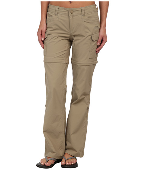 The North Face - Paramount II Convertible Pant (Dune Beige) Women's Casual Pants