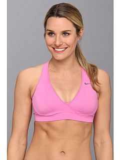 SALE! $41.99 - Save $13 on Nike Define Bra (Red Violet Red Violet Cool Grey) Apparel - 23.65% OFF $55.00