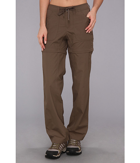 The North Face - Horizon II Convertible Pant (Weimaraner Brown) Women