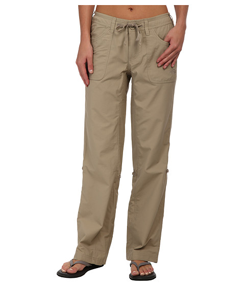 The North Face - Horizon II Pant (Dune Beige) Women's Casual Pants