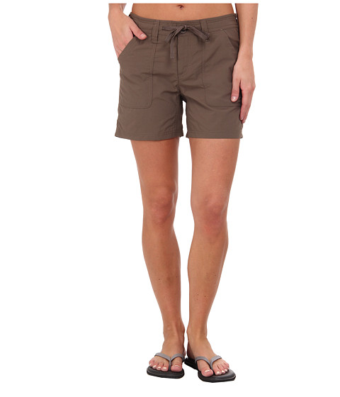 The North Face - Horizon II Short (Weimaraner Brown) Women