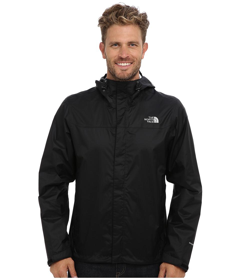The North Face - Venture Jacket (TNF Black/TNF Black) Men's Coat