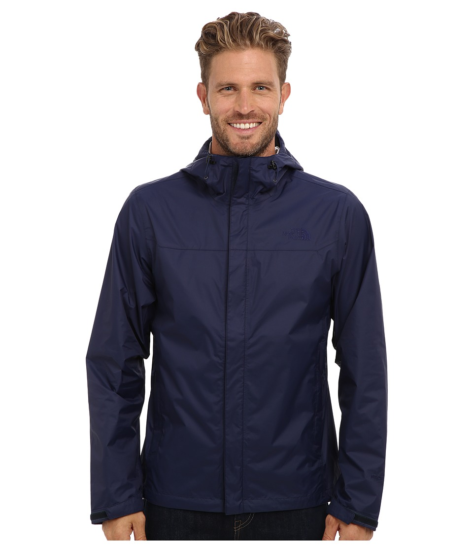 The North Face - Venture Jacket (Cosmic Blue/Cosmic Blue) Men's Coat
