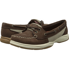 Sperry Top-Sider Laguna (Brown) Women's Slip on  Shoes