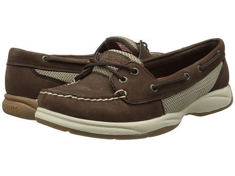 Sperry Top-Sider - Laguna (Brown) Women's Slip on  Shoes