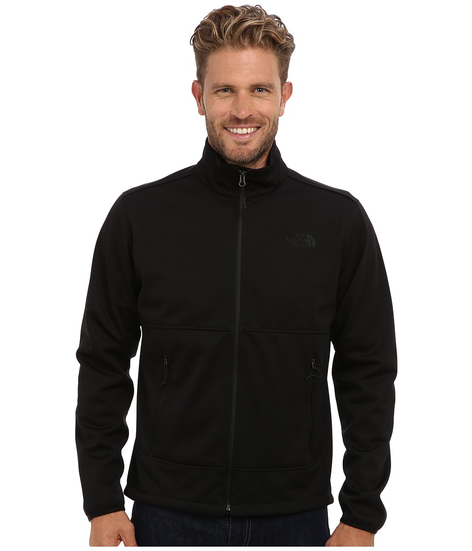 The North Face - Canyonwall Jacket (TNF Black) Men's Coat