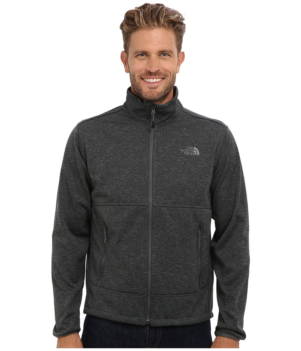The North Face - Canyonwall Jacket (Vanadis Grey) Men's Coat