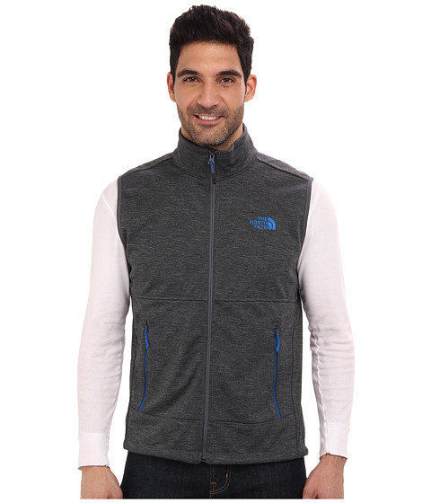 The North Face - Canyonwall Vest (Vanadis Grey Heather) Men