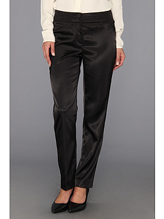 SALE! $34.99 - Save $54 on Nine West Satin Pant (Black) Apparel - 60.69% OFF $89.00