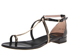 Stuart Weitzman Shackle (Black Nappa Leather)