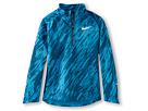 Nike Kids Element Jacquard 1/2 Zip Long-Sleeve Top