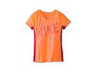Nike Kids Hyper SPD GFX S/S Top #1 (Little Kids/Big Kids) (Atomic Orange/Vivid Pink/Vivid Pink)