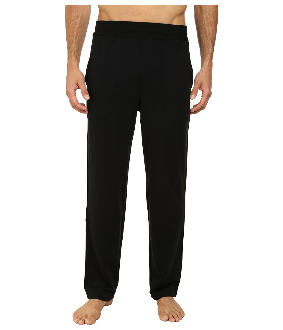 Icebreaker - Escape Pants (Black) Men's Casual Pants
