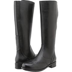 ara Laveda (Black Leather) Footwear