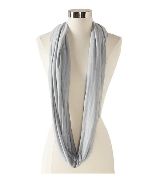Nike - Infinity Stripe Scarf (Base Grey/Base Grey) Scarves