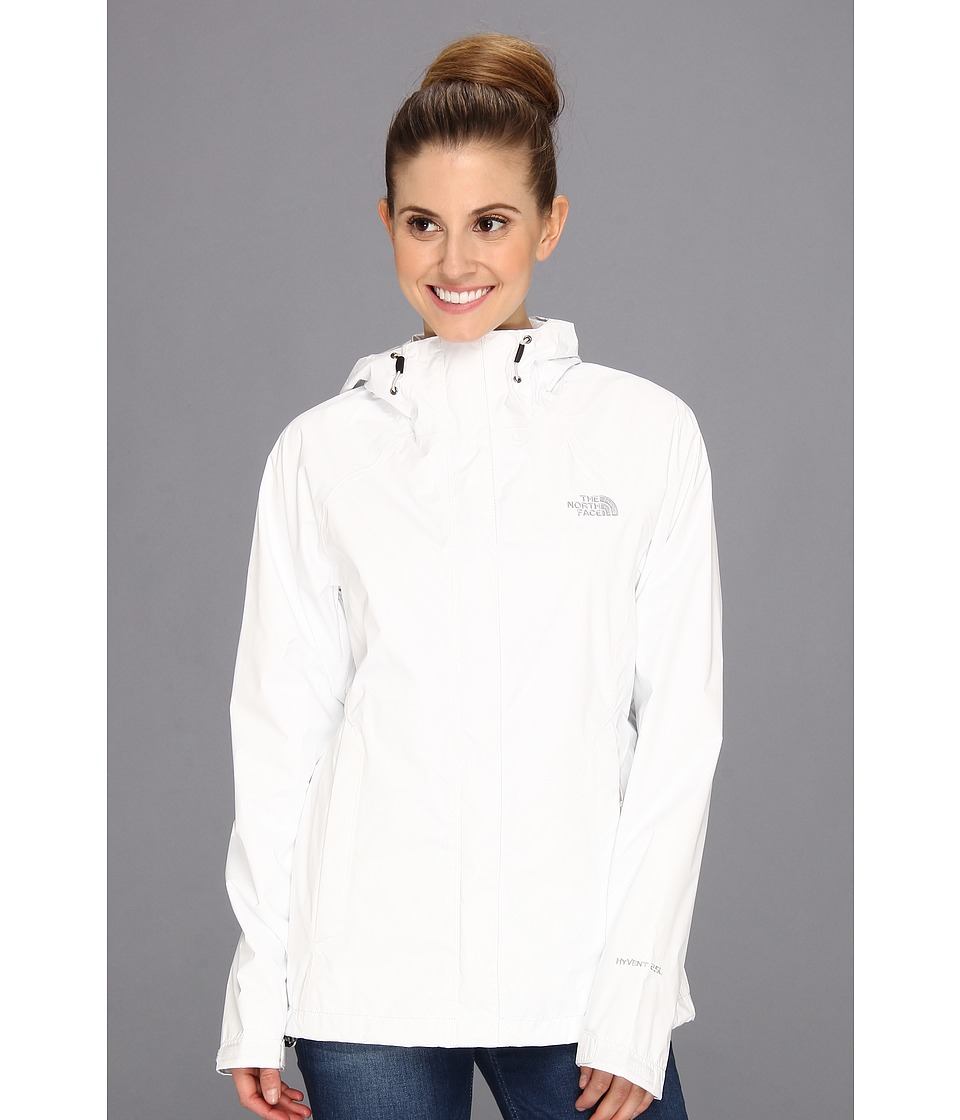 The North Face - Venture Jacket (TNF White/TNF White) Women's Coat