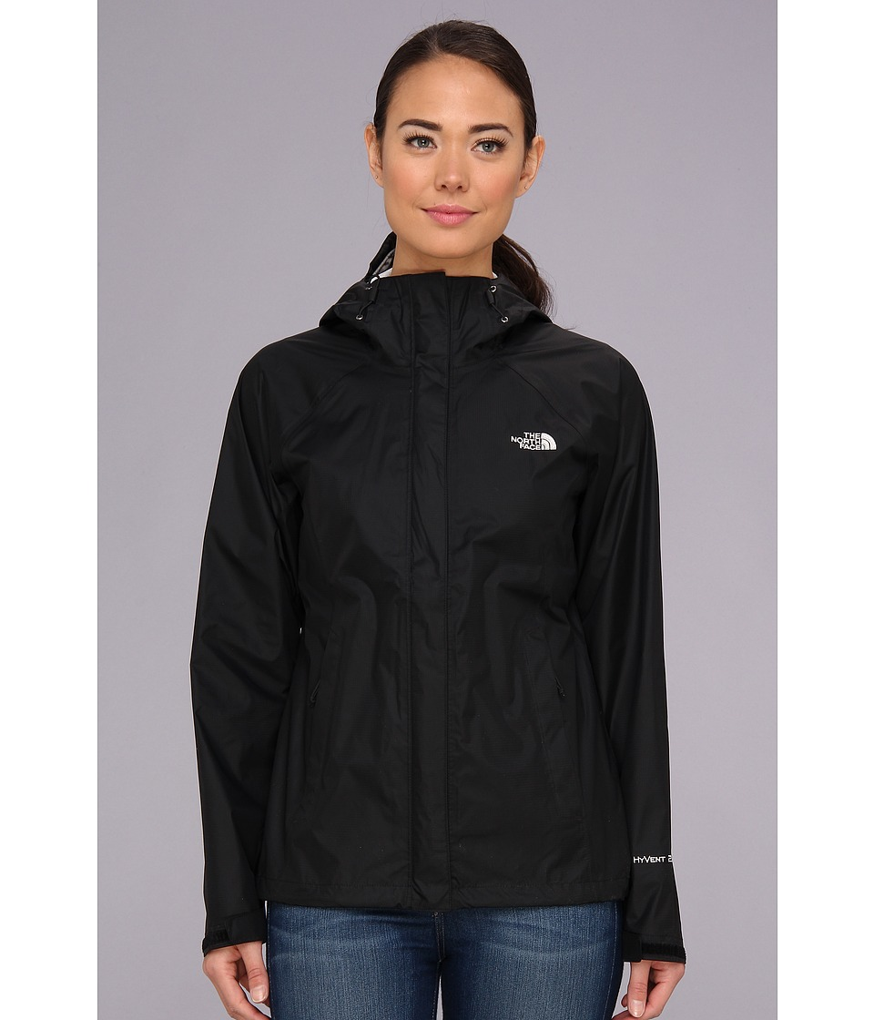 The North Face - Venture Jacket (TNF Black) Women's Coat