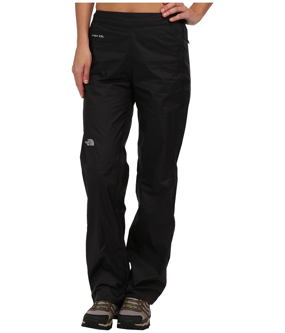 The North Face - Venture 1/2 Zip Pant (TNF Black) Women's Casual Pants