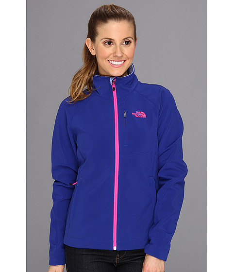 The North Face Apex Bionic Jacket (Marker Blue) Women's Coat
