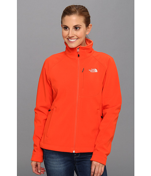 The North Face Apex Bionic Jacket (Fire Brick Red) Women's Coat