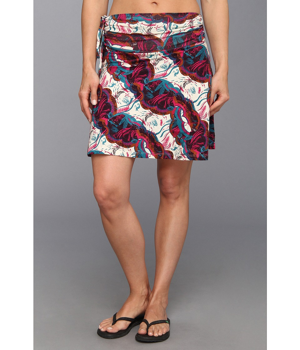 Patagonia - Lithia Convertible Skirt (Deep Sea Skirt/Radiant Magenta) Women's Skirt