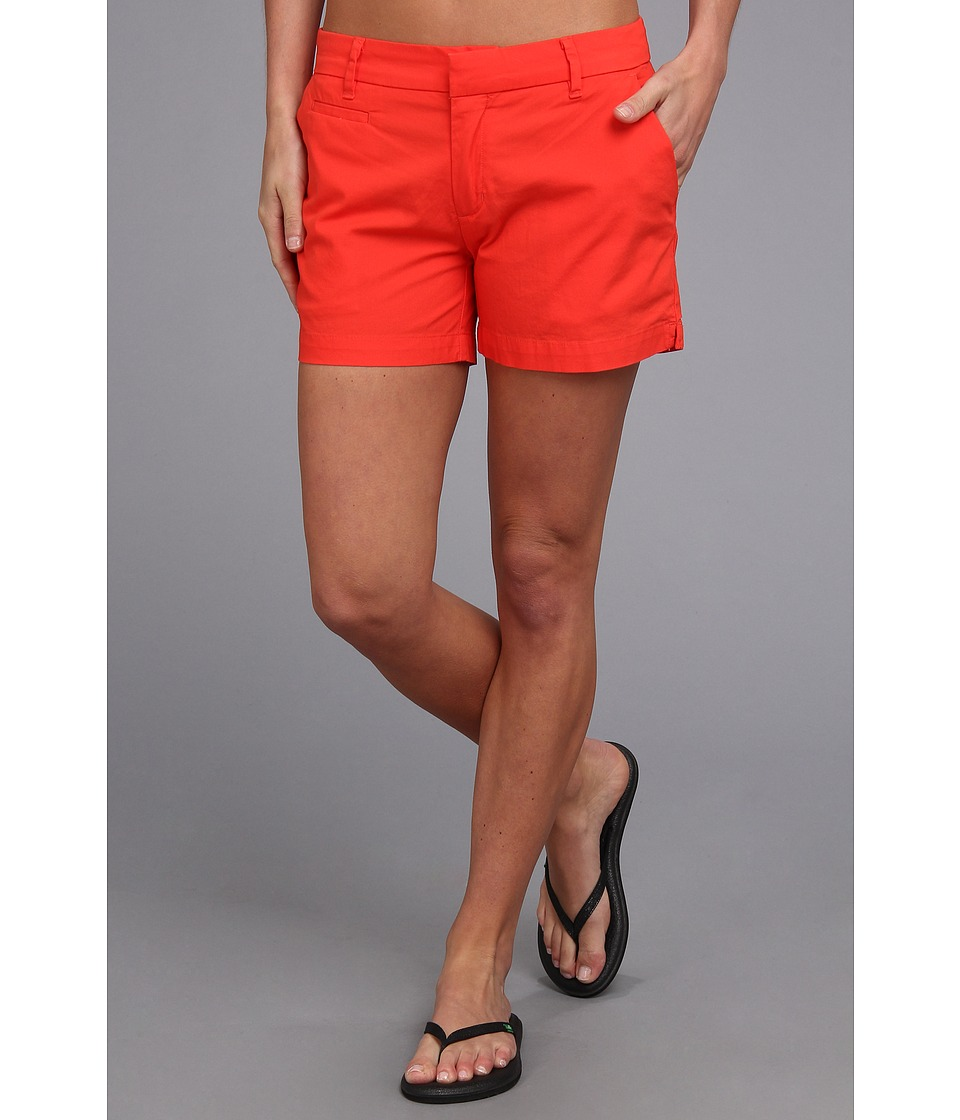 Patagonia - Stretch All-Wear Shorts (Catalan Coral) Women's Shorts