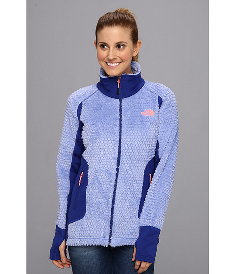 The North Face Grizzly Pack Jacket (Lavendula Purple/Marker Blue) Women's Jacket