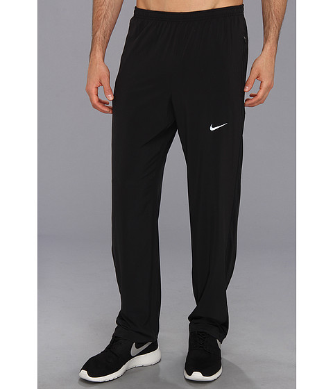 Nike - SW Pant (Black/Reflective Silver) Men's Casual Pants