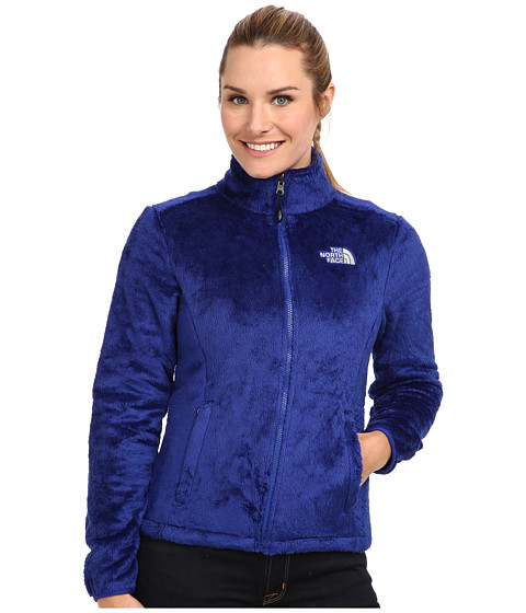 The North Face Osito Jacket (Marker Blue) Women's Coat