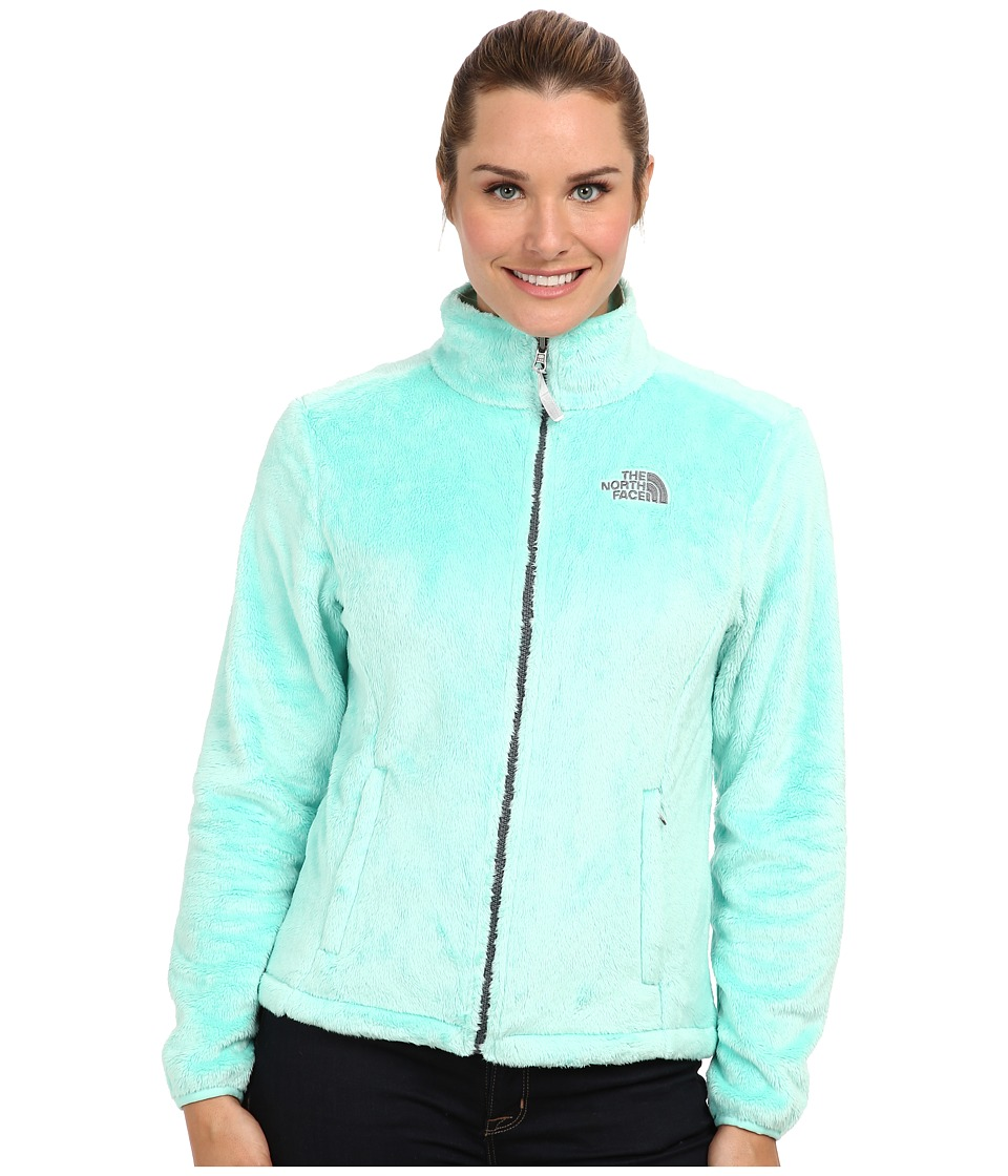 The North Face - Osito Jacket (Beach Glass Green) Women's Coat