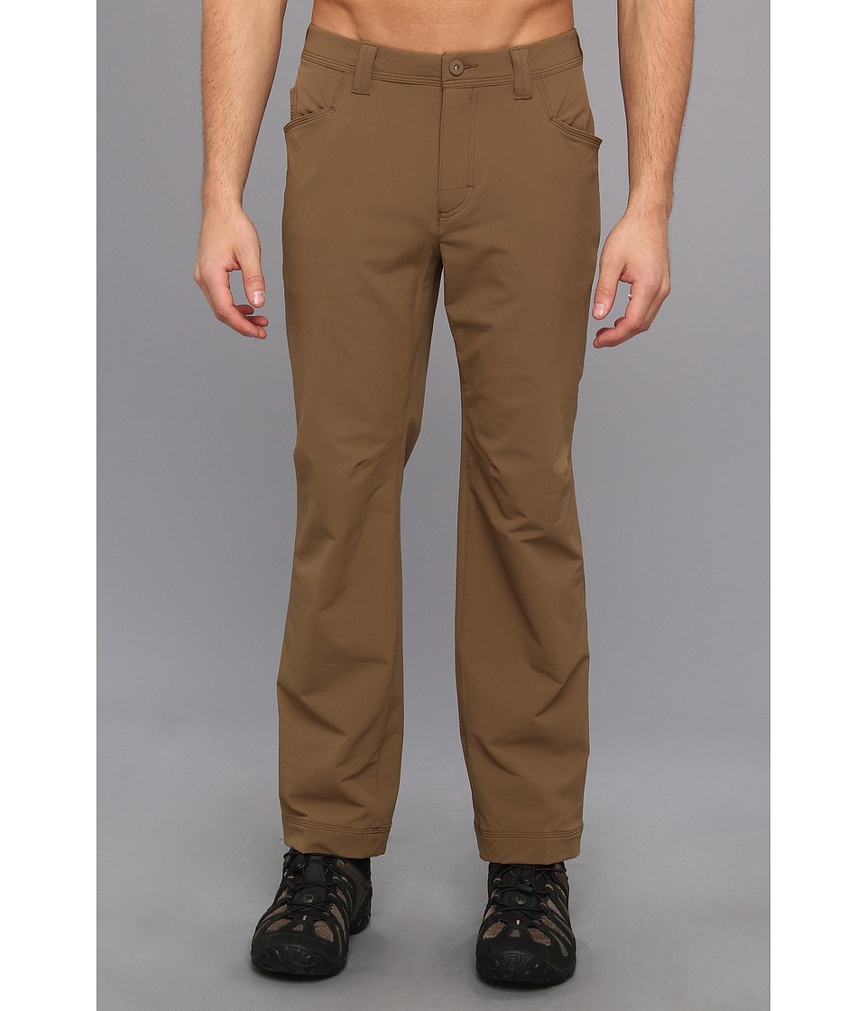 Mountain Hardwear - Chockstone Midweight Casual Pant (Cigar) Men's Casual Pants