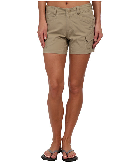 The North Face - Paramount II Short (Dune Beige) Women's Shorts