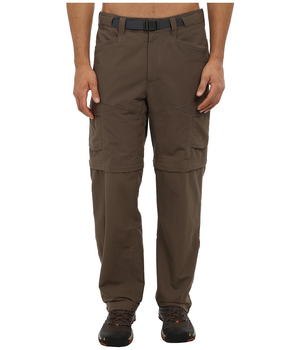 The North Face - Paramount Peak II Convertible Pant (Weimaraner Brown (Prior Season)) Men's Casual Pants